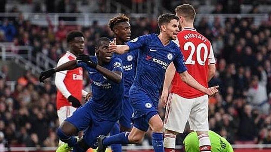 Bị dẫn trước, Chelsea vẫn ngược dòng ngoạn mục trước Arsenal