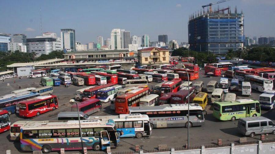 Bến xe Hà Nội sẵn sàng phục vụ khách dịp Tết