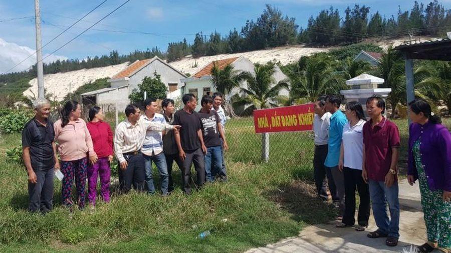 Vụ 'đền bù thiên vị' tại Khánh Hòa: Sẽ thanh tra lại toàn bộ các hộ dân được xét tái định cư