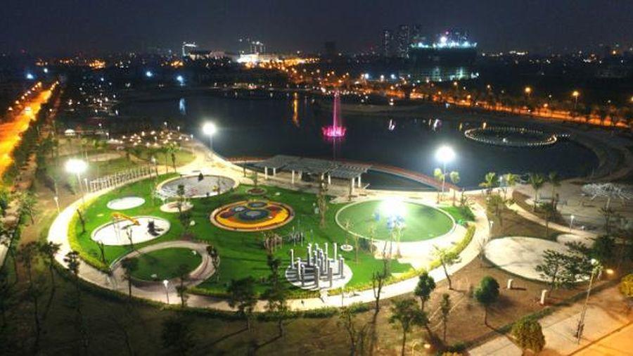 Công viên Thiên Văn học: Không gian vui chơi giáo dục có 1-0-2 sắp được hoàn thiện
