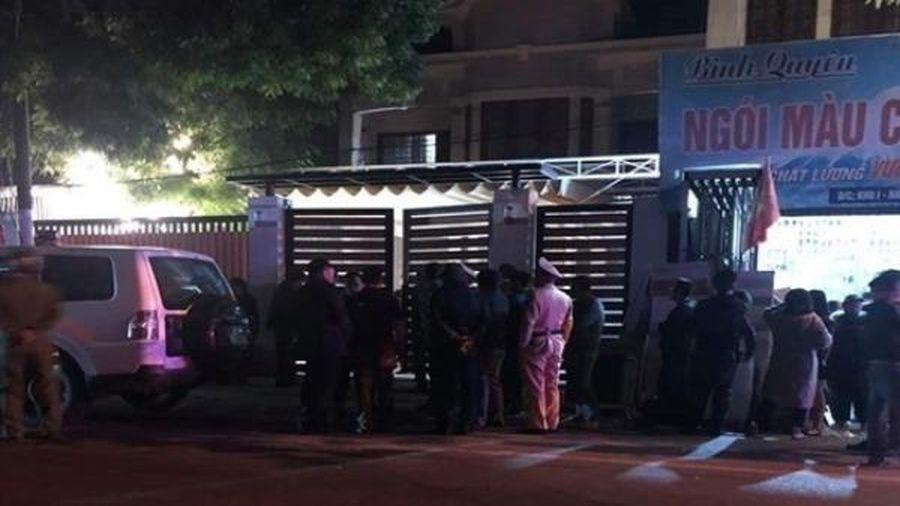 Hé lộ nguyên nhân ban đầu vụ chồng giết vợ rồi tự sát tại Quảng Ninh