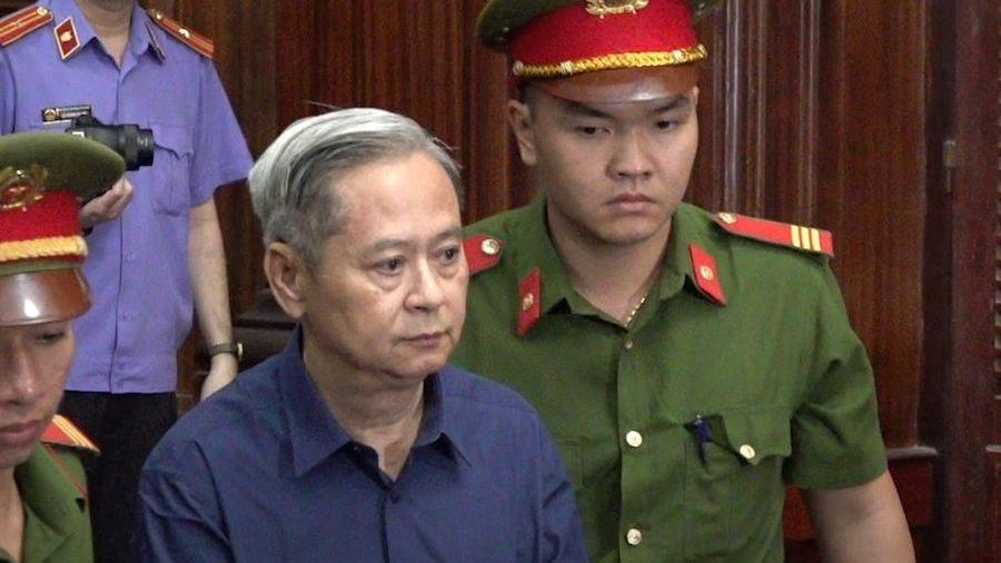 Hôm nay cựu Phó Chủ tịch TPHCM Nguyễn Hữu Tín nói lời sau cùng trước Tòa