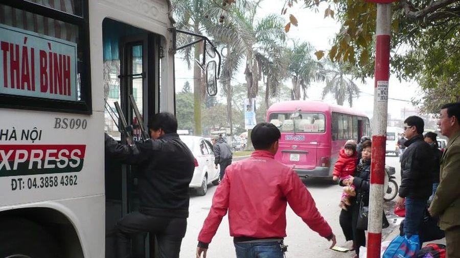 Yêu cầu cung cấp thông tin xe khách trá hình để phạt nguội