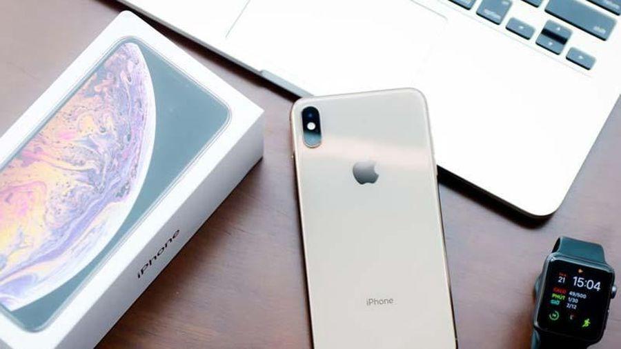 Nhặt iPhone không trả lại, bị khởi tố