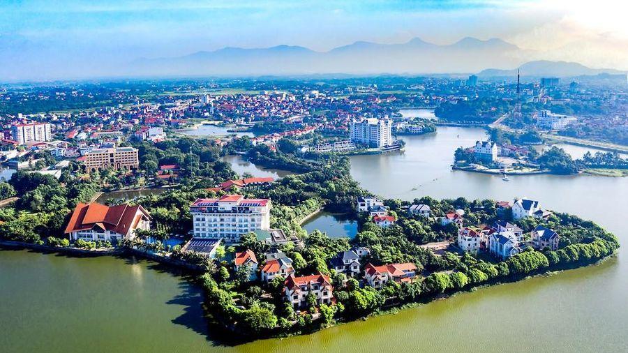 Thành phố Vĩnh Yên, 120 năm xây dựng và phát triển