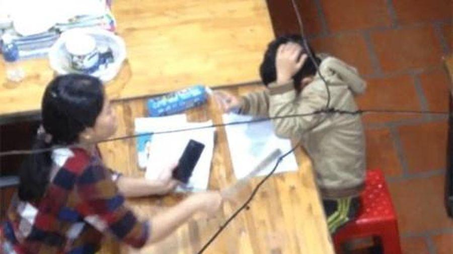 Công an điều tra một cơ sở dạy kèm có dấu hiệu bạo hành học sinh ở Ninh Thuận