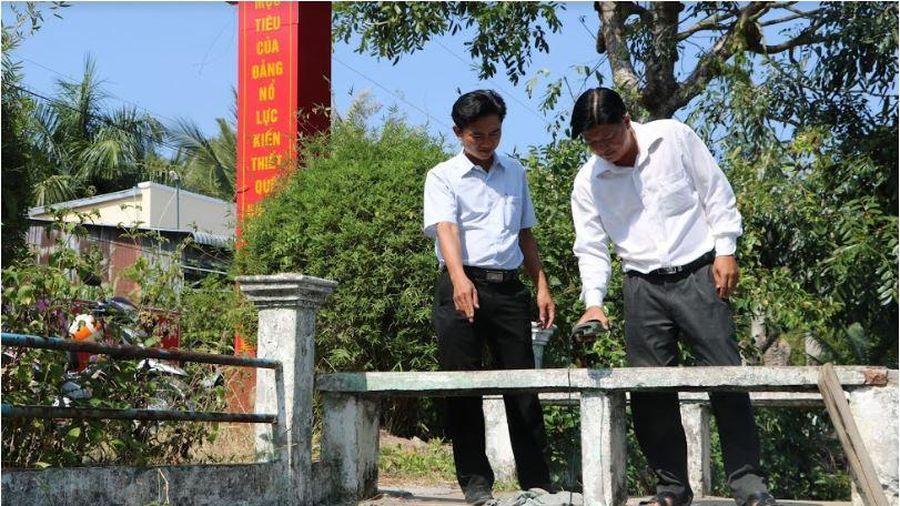 Hồng Dân: Tích cực công tác phòng chống hạn mặn trong sản xuất lúa mùa khô