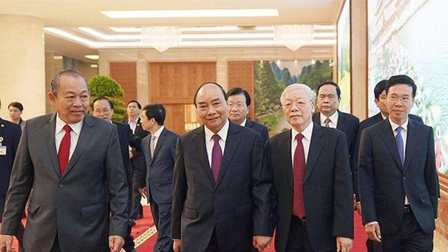 Dân tộc ta là con cháu Lạc Hồng, để vươn cao, Việt Nam cần những trụ cánh gì?