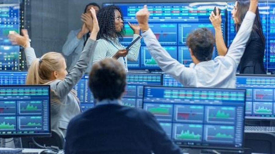 Thị trường chứng khoán khởi đầu năm tài chính 2020 trong trạng thái tích cực