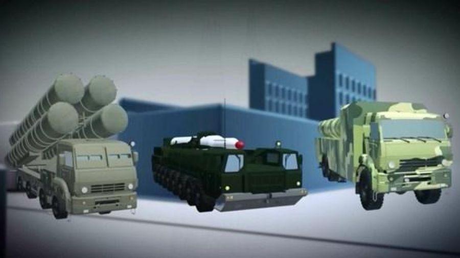 Triều Tiên mở rộng nhà máy sản xuất bệ phóng tên lửa