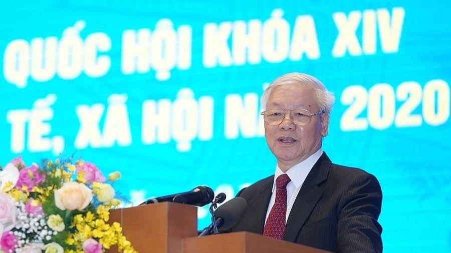 Tổng Bí thư, Chủ tịch nước Nguyễn Phú Trọng: Đất nước chưa bao giờ có cơ đồ như hiện nay
