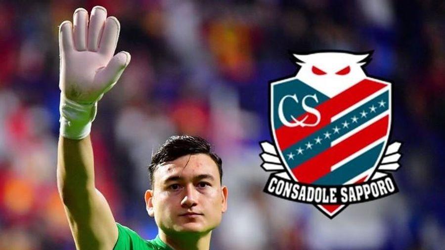 Rộ tin Văn Lâm chia tay đội bóng Thái Lan sang Nhật chơi ở CLB Quang Hải vừa từ chối