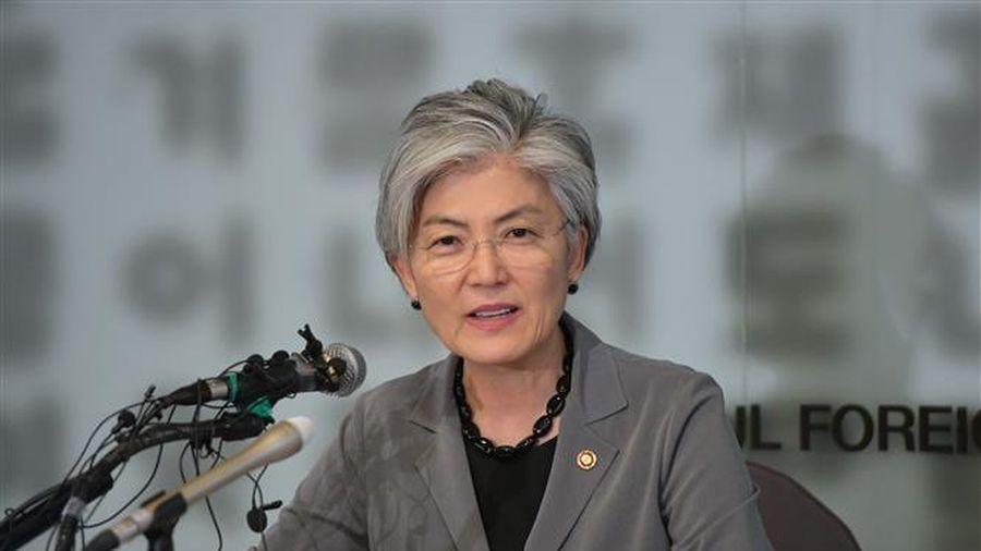 Hàn Quốc kêu gọi chính sách ngoại giao 'phá khung'