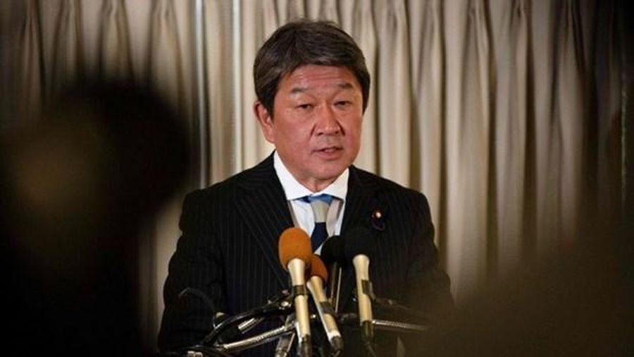 Bộ trưởng Ngoại giao Nhật Bản sẽ thăm Việt Nam từ ngày 5/1