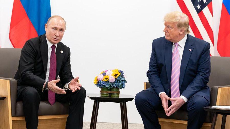 Tổng thống Putin cảm ơn Tổng thống Trump chia sẻ thông tin giúp đập tan âm mưu khủng bố