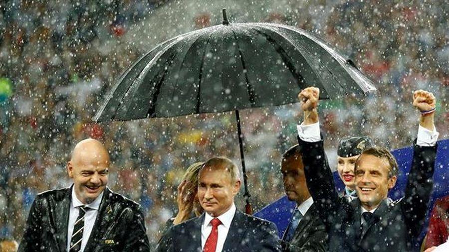 Nhìn lại 20 năm lãnh đạo của Tổng thống Putin