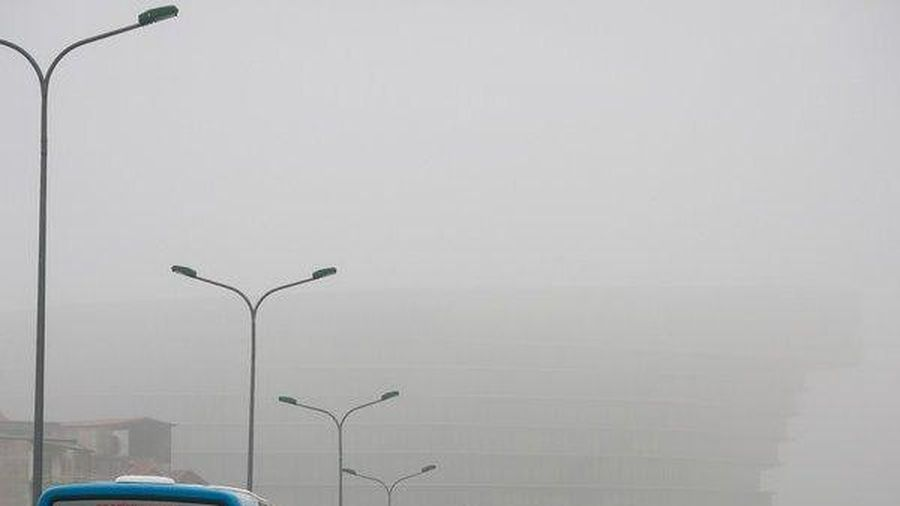 Chất lượng không khí ngày 30/12: Gần Tết Dương lịch, Hà Nội lại ở mức đỏ, có hại cho sức khỏe
