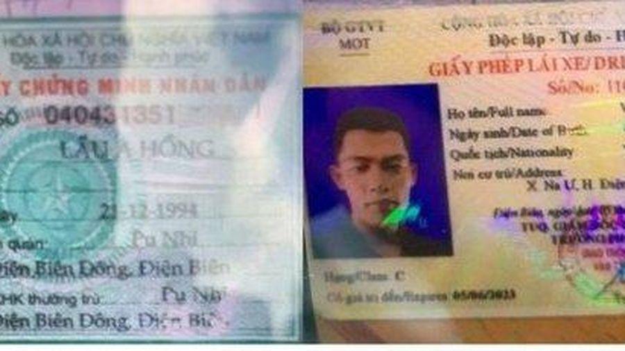 Quảng Bình: Lộ danh tính 2 đối tượng vứt 9 bao tải ma túy bỏ trốn