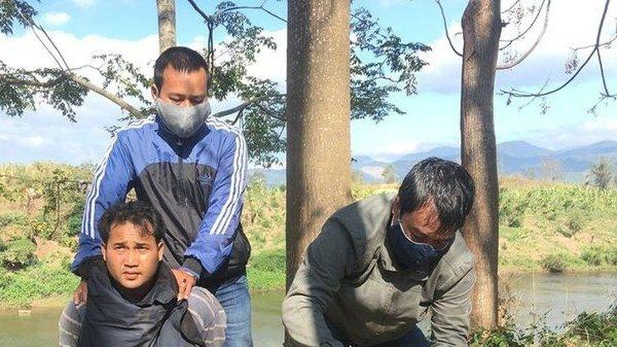 Bắt đối tượng người Lào vận chuyển 10kg ma túy đá cùng 20.000 viên ma túy tổng hợp