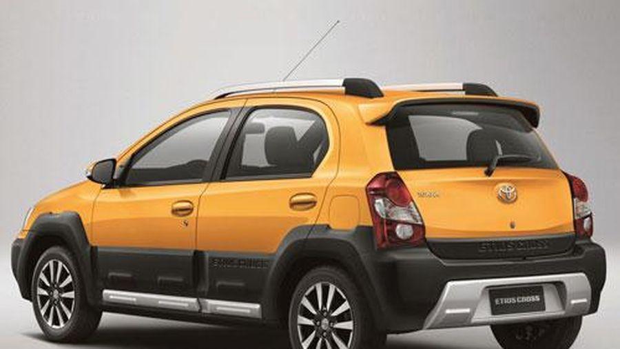 Chi tiết xe Toyota giá hơn 200 triệu đồng