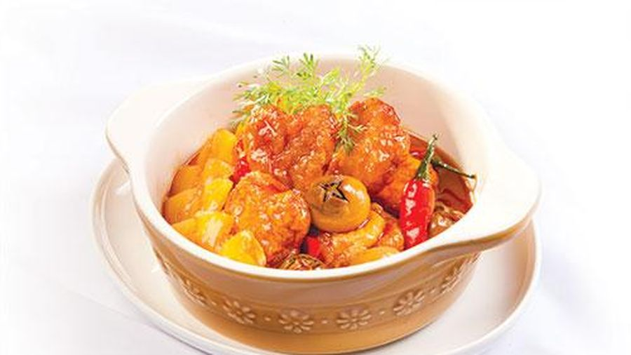 Lạ miếng với món chả cá kho chua cay đưa cơm cho cả nhà ngày đầu tuần