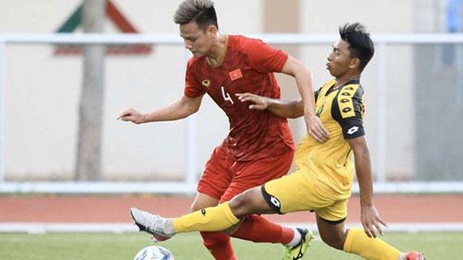 Hồ Tấn Tài bị treo giò ở trận mở màn VCK U23 châu Á 2020