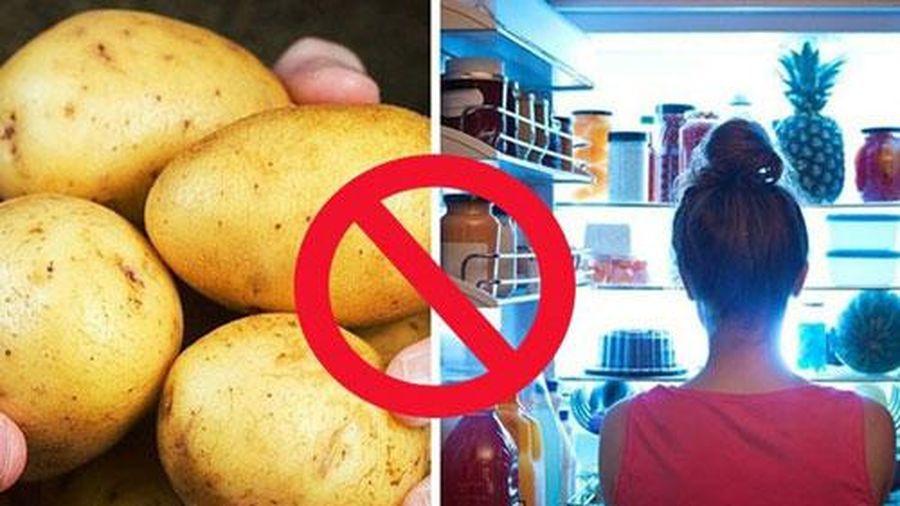 8 loại thực phẩm chớ dại bỏ vào tủ lạnh kẻo vừa nhanh hỏng vừa gây hại khôn lường