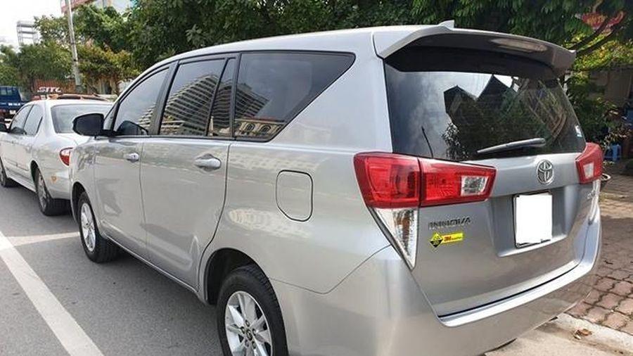 Xe cũ Toyota Innova xuống giá theo xe mới, hợp lý mua đi Tết