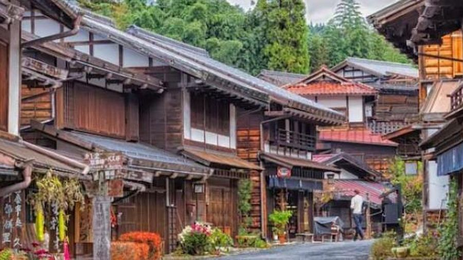 Khám phá một Nhật Bản khác lạ ở con đường thần tiên độc đáo