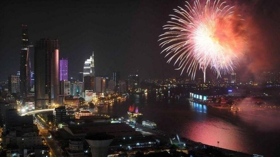 Địa điểm bắn pháo hoa Tết Dương lịch 2020 tại TP.HCM, Đà Nẵng