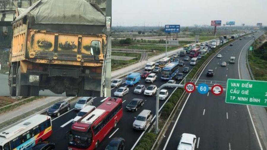 Xe quá tải 'mở đường' trốn trạm BOT Pháp Vân - Cầu Giẽ: Vì sao bất lực? (Kỳ 3)
