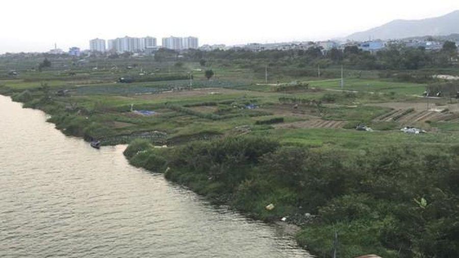 Khắc phục hư hỏng dự án bờ hữu ven sông Sài Gòn Nam - Bắc Rạch Tra