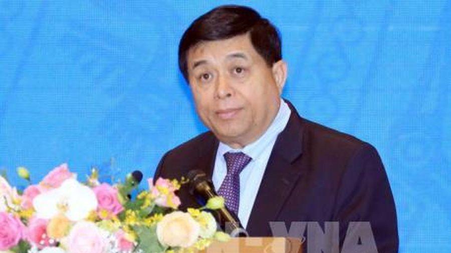 Bộ trưởng Nguyễn Chí Dũng: Tăng trưởng kinh tế dần dịch chuyển sang chiều sâu