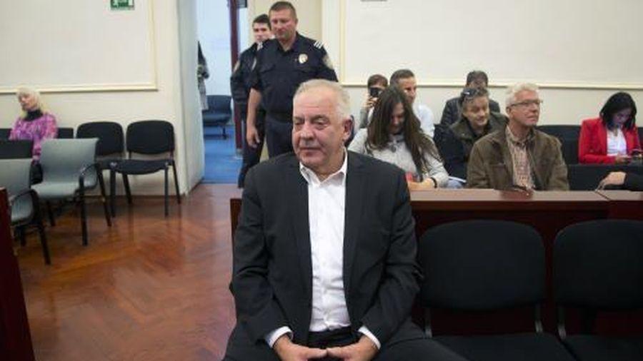 Croatia tuyên án tù giam cựu thủ tướng nhận hối lộ