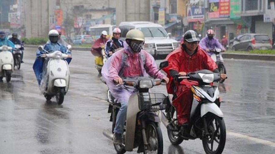 Thời tiết ngày 30/12: Bắc và Trung Bộ bước vào đợt mưa rét