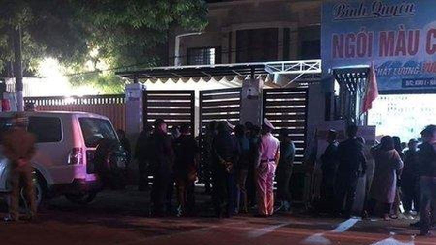 Chồng dúng súng AK bắn chết vợ mới rồi chạy về nhà vợ cũ tự sát ở Quảng Ninh