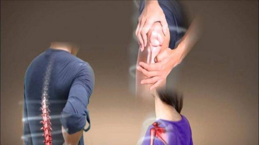 5 phương pháp giảm đau xương khớp có thể thực hiện ngay tại nhà