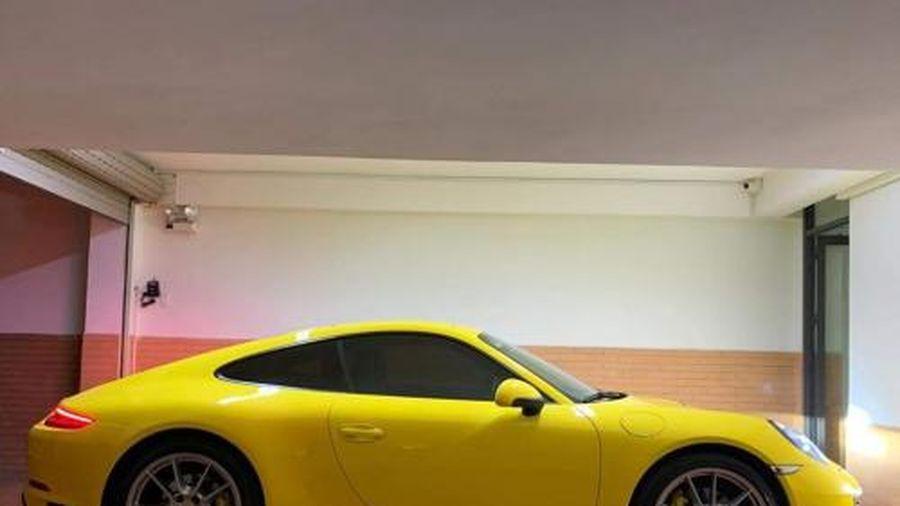 Bất ngờ tiền độ xe Porsche 911 2012 ngang ngửa giá KIA Morning