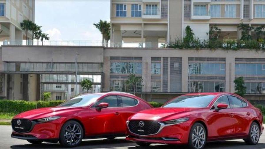 Bảng giá xe Mazda3 và Mazda3 Sport mới nhất: Giảm giá bán 20 triệu đồng