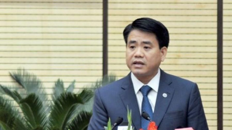 Chủ tịch Hà Nội Nguyễn Đức Chung: Năm 2019 có hơn 1.000 Đảng viên và cá nhân bị xử lý