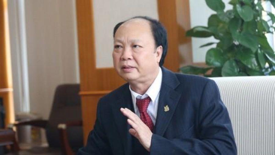 Ông Nguyễn Đình Thắng từ chức Chủ tịch HĐQT LienVietPostBank