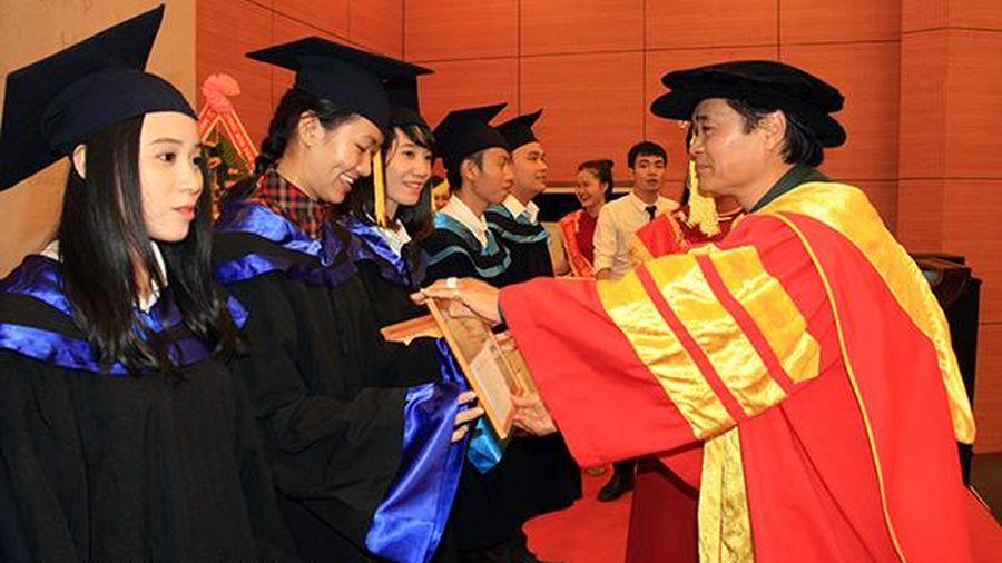 93% sinh viên tốt nghiệp có việc làm