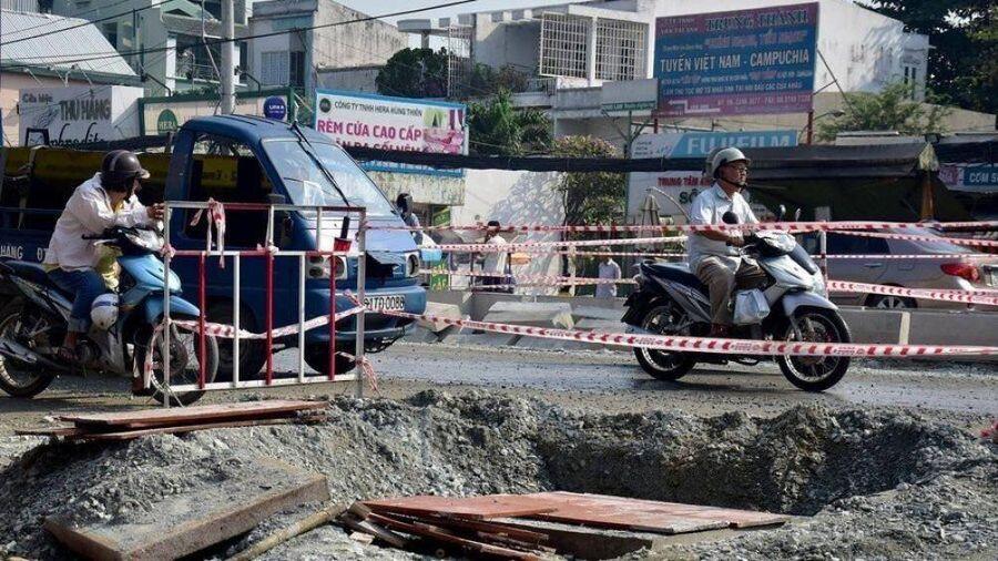 TP.HCM: Cấm đào đường 16 ngày để người dân đi lại an toàn dịp Tết 2020