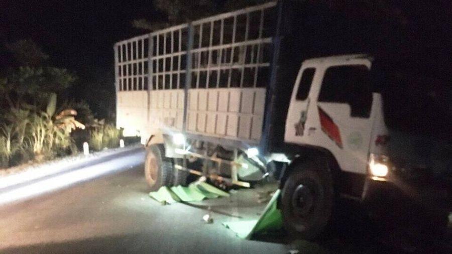 TNGT nghiêm trọng trên đường Hồ Chí Minh: 3 người tử vong tại chỗ