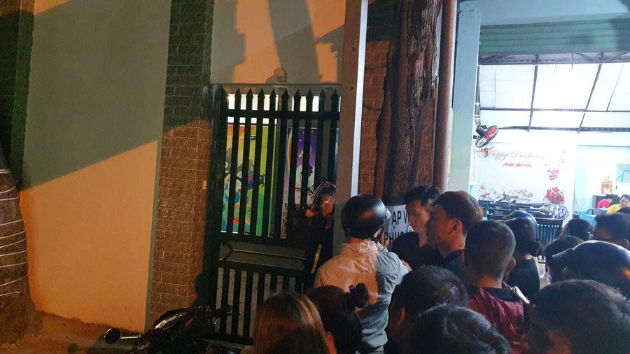 Công an Đồng Nai đột kích quán karaoke phát hiện nhiều nam nữ đang phê ma túy