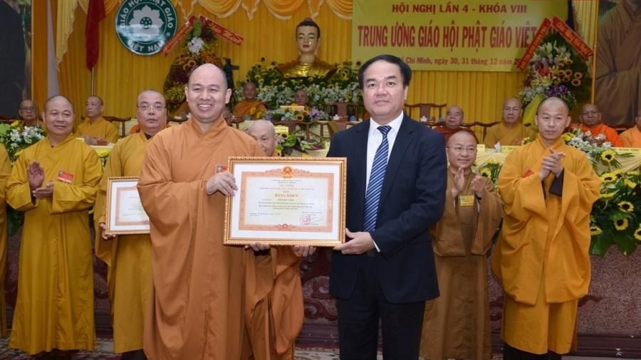 Hội nghị Trung ương GHPGVN kỳ 4 - Khóa VIII : [Video] Số liệu mới nhất: 60% dân số là tín đồ Phật giáo