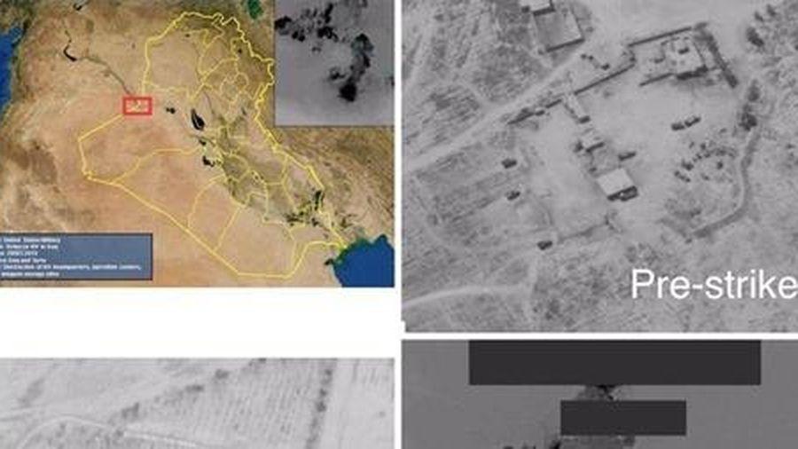 Máy bay F-12 của Mỹ không kích dữ dội Hezbollah ở Syria và Iraq