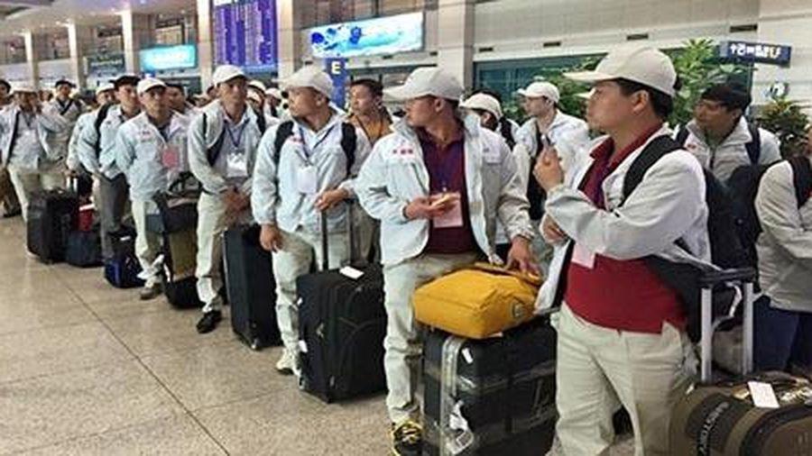 148 nghìn lao động Việt Nam ra nước ngoài làm việc năm 2019