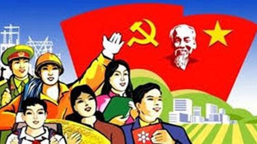 Tuổi trẻ Sơn La chào mừng 90 năm Ngày thành lập Đảng Cộng sản Việt Nam