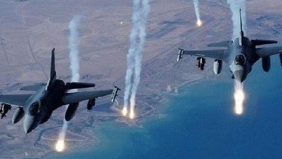 Mỹ không kích đáp trả nhóm vũ trang thân Iran tại Iraq và Syria